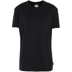 Downtown tee t-shirt puma femme. noir. m...