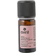 Géranium rosat bio huile essentielle