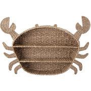 Barney - bibliothèque forme crabe en fibre...