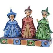 Disney tradition 4059734 figurine, résine,...