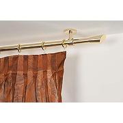 Incasa tringle à rideaux: Ø 20 mm, l. 140 cm....