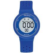 Montre tekday 654684 - montre boîtier silicone...