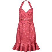 Robe courte vdp collection femme. rouge. 38...