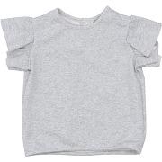 Sweat-shirt duepuntispazio fille. gris. 6...