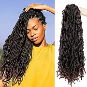 Beyond beauty,nu faux locs crochet hair...