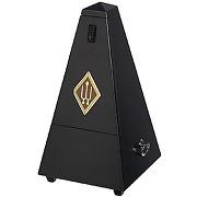 Wittner métronome pyramidal noir mat