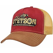 Stetson casquette trucker on the road homme -...