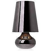 Kartell cindy, lampe de table, gris