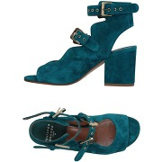 Sandales laurence dacade femme. vert. 36...