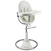 Chaise haute fresco chrome white/coconut white...