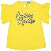 T-shirt maËlie fille. jaune. 12 livraison...