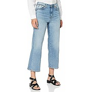 7 for all mankind flare jeans, bleu moyen, 26...