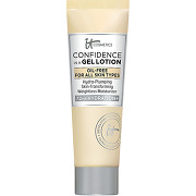 Confidence in a gel lotion soin hydratant...