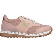 Sneakers twinset femme. rose poudré. 37...