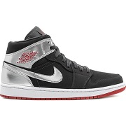 Jordan baskets montantes air jordan 1 - noir