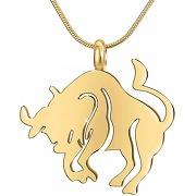 Collier b2427-taureau