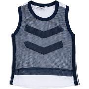 T-shirt bikkembergs garçon. bleu foncé. 6...
