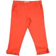 Pantalon l:Ú l:Ú by miss grant fille. rouge. 12...