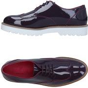 Chaussures à lacets hogan femme. violet. 34.5...