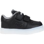 S lights sneakers skechers garçon. noir. 22.5...