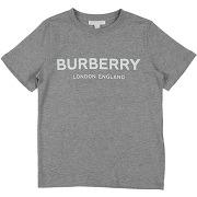 T-shirt burberry fille. gris. 3 livraison...